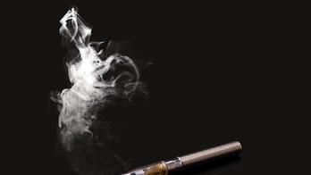 Vaping causes 'slime cloak,' mouth stress, researchers say
