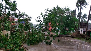Cyclone Amphan, strongest storm in over a decade, slams coast of India, Bangladesh as millions flee