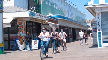 New Jersey governor slams reckless partiers who flocked to now-famous 'Jersey Shore' house