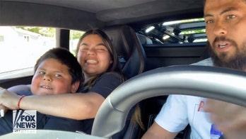 5-year-old Utah car 'thief' gets ride in Lamborghini