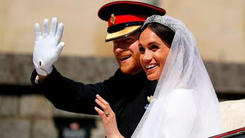 Meghan Markle, Prince Harry put their own spin on traditional wedding anniversary gifts: report