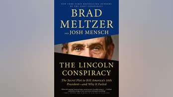 'The Lincoln Conspiracy' by Brad Meltzer and Josh Mensch