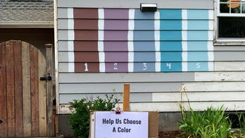 Oregon family's public vote for new house color goes viral