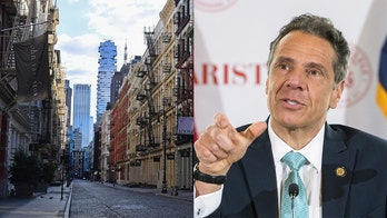 NYC business owners blast Cuomo: 'My income is essential and my freedoms are essential'