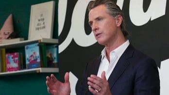 Charles Payne slams California gov's bid for coronavirus bailout as 'beyond the pale'