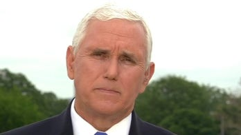 Mike Pence touts 'real progress' as coronavirus deaths continue to fall across country