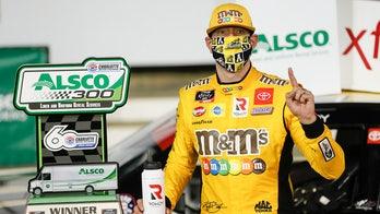 Kyle Busch wins Charlotte Xfinity race