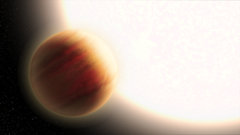 'Weird' exoplanet 800 light-years from Earth has yellow skies and iron rain