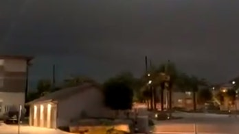 Tornado in Texas with 100 mph winds slams San Antonio neighborhood over Memorial Day weekend