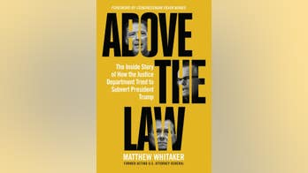 'Above the Law' by Matthew Whitaker