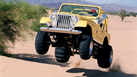 Fox News Autos wants to see YOUR 4X4 SUVs