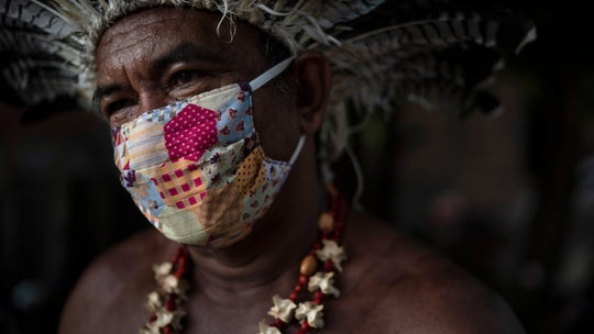 First coronavirus case discovered in Ecuador's indigenous Amazon tribe: report