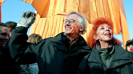 Christo, artist known for huge, eye-popping art displays, dead at 84