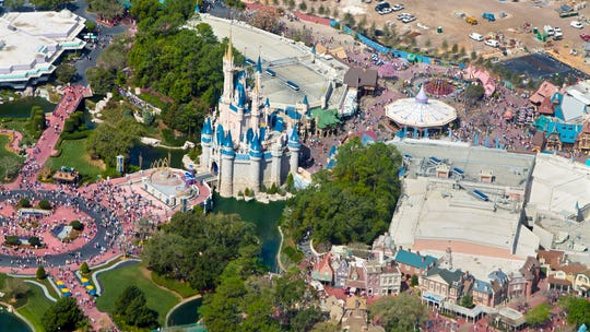 Walt Disney World security catches pilot flying illegal drone over closed park