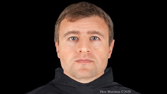 Facial reconstruction provides glimpse of priest who died 900 years ago