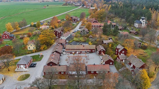Entire 18th-century Swedish village listed for sale at $7.3 million