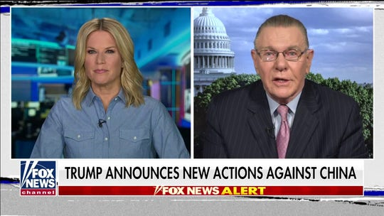 Gen. Jack Keane: China 'weaponized' coronavirus to 'destroy Western democracies' economies'