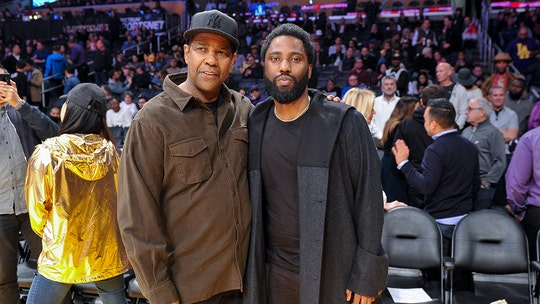 Denzel Washington didn鈥檛 know son John David was pursuing acting until after he landed his first role