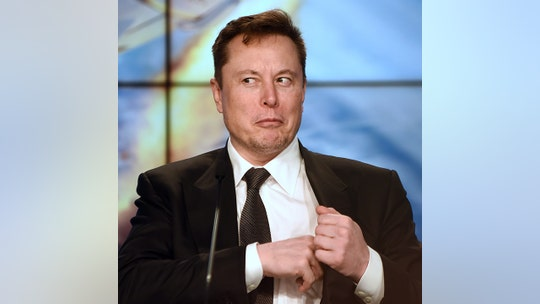 Elon Musk says Mars will have 'glass domes' for people to live in