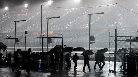 NASCAR Xfinity Series' return to racing rained out, postponed to Thursday