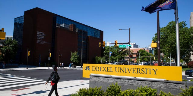 FILE: Drexel University in Philadelphia.