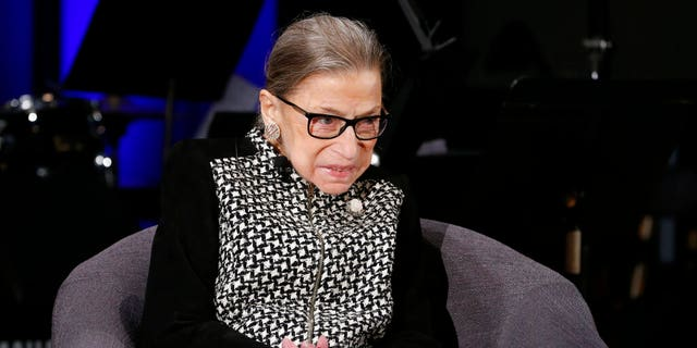 Ruth Bader Ginsburg 'Resting Comfortably' After Medical Procedure at Hospital