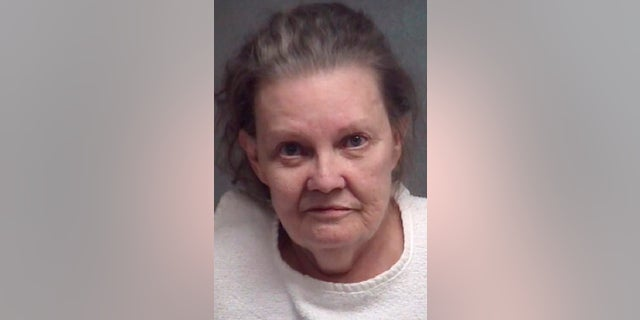 Barbara Watters, a Missouri woman who kept her husband's body in the freezer, is suing to have his remains returned to her. Watters, of Joplin, was charged in November with abandoning a corpse. The charge was later dismissed, but the body has not been returned to her. (Joplin Police Department via AP, File)