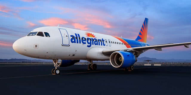 Allegiant Air has previously announced it won't be requiring passengers to wear masks while on board until July 2.