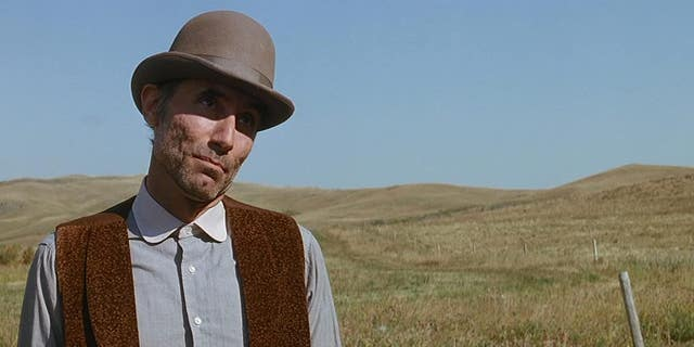 Anthony James in Clint Eastwood's 1992 Academy award-winning film, 'Unforgiven.'