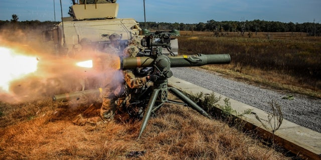 Army builds new 18.6-mile-range tank-killing weapon