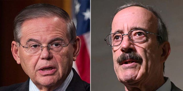 Sen. Bob Menendez, D-N.J., and Rep. Eliot Engel, D-N.Y., are investigating Trump's firing of the State Department Inspector General Steve Linick on Friday, May 15, 2020.
