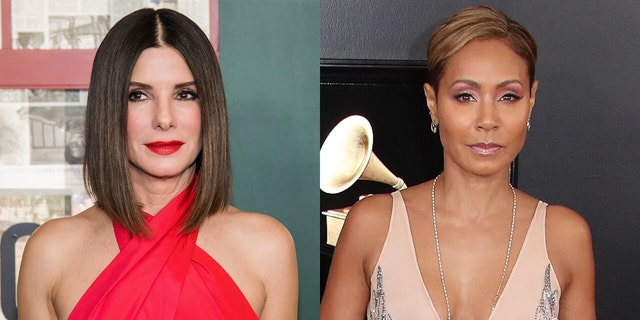 Sandra Bullock and Jada Pinkett Smith celebrated Mother's Day with moms battling the COVID-19 pandemic.