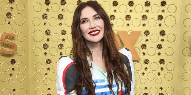 Carice van Houten attends the 71st Emmy Awards at Microsoft Theater on September 22, 2019 in Los Angeles, Calif.