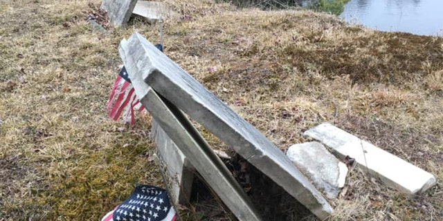 Some of the graves belong to Revolutionary War and Civil War veterans.(Courtesy:Maylynda Emerson)