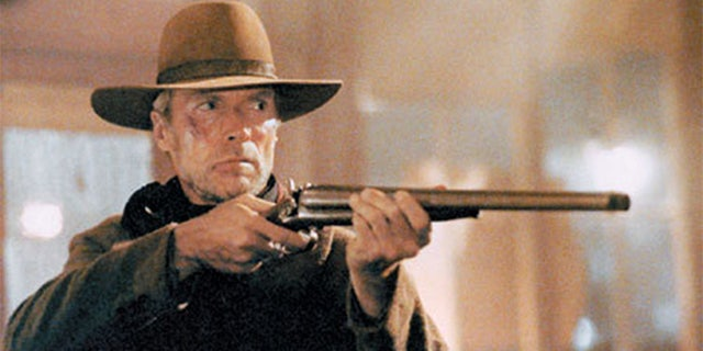 Clint Eastwood in 'Unforgiven.'