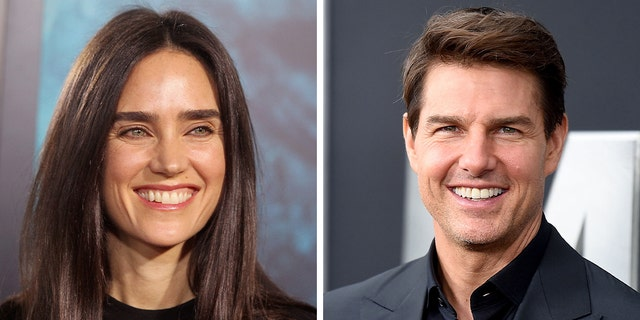 Jennifer Connelly plays the new love interest of Tom Cruise's Maverick in the upcoming 'Top Gun' sequel.
