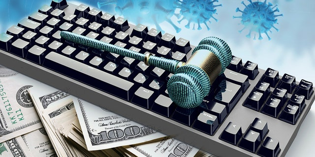 A software engineer is charged聽with wire fraud and bank fraud for allegedly submitting documents to seek coronavirus relief funds.聽