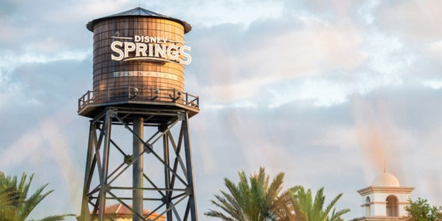 Disney Springs is the shopping, dining and entertainment district of Walt Disney World Resort in Lake Buena Vista, Fla. (Disney)