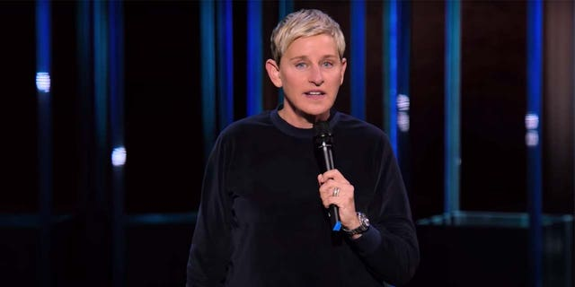 The Australian radio host discusses her time with Ellen DeGeneres in 2013.
