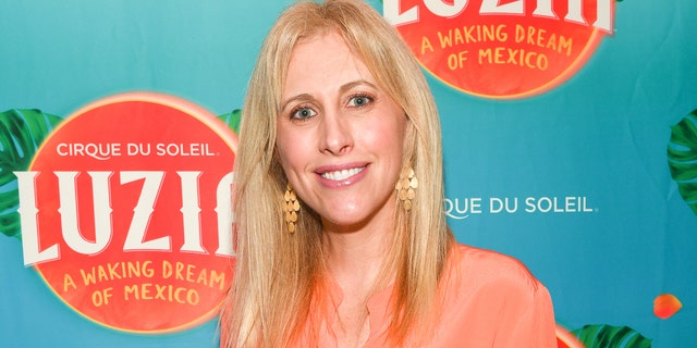 Author Emily Giffin attends Atlanta Premiere of Cirque du Soleil's 'LUZIA - A Waking Dream of Mexico' at Big Top at Atlantic Station on September 14, 2017 in Atlanta, Georgia.