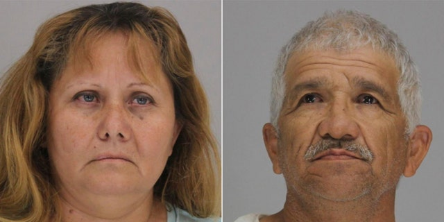 Esmeralda Lira, who is the boy's grandmother, and her boyfriend Jose Balderas are being held on a $100,000 bond. (Dallas County Jail)
