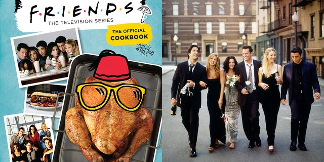 """""""Friends: The Official Cookbook"""" will contain more than 90 recipes inspired by the show, including Rachel's infamous English trifle """"dessert."""""""