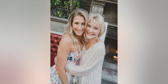 Dee Wallace and her daughter Gabrielle.