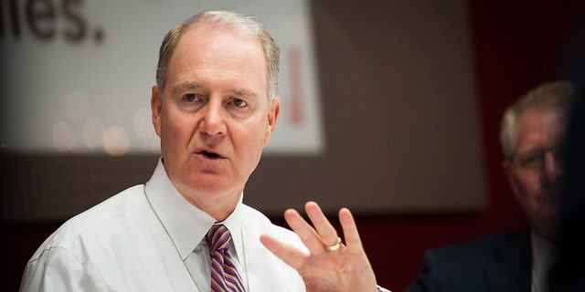 """Gary Kelly, seen here in 2016,?said Southwest is doing """"everything possible to encourage people to come back and fly."""""""