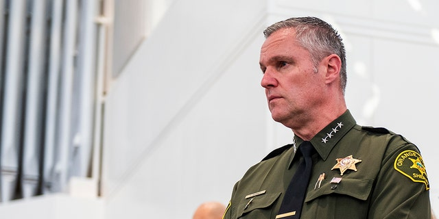 Orange County Sheriff Don Barnes in an undated photo (/MediaNews Group/Orange County Register via Getty Images)