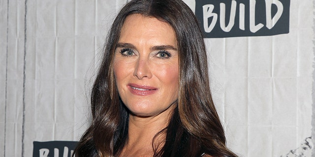 Brooke Shields encouraged her followers to exercise from the comfort of home.