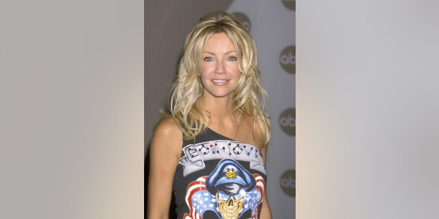 Heather Locklear during 2000 ABC Summer Press Tour at Ritz Carlton Hotel in Pasadena, Calif. (Photo by Ron Galella/Ron Galella Collection via Getty Images)