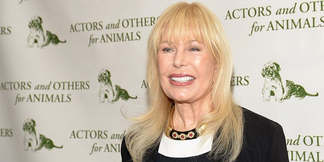 Loretta Swit said she is proud to be in New York City.