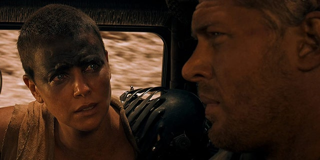 Charlize Theron and Tom Hardy in 2015's 'Mad Max: Fury Road.' (Warner Bros. Pictures)