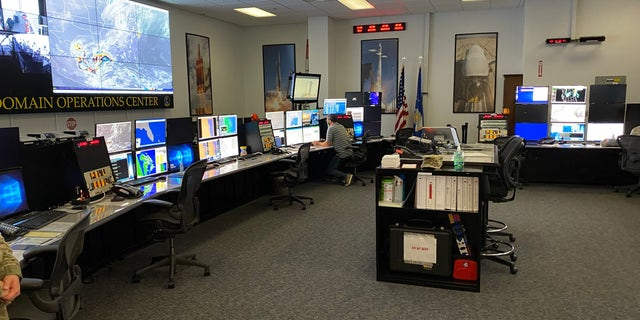 A quiet Friday for the 45th weather spasm. But this coming Saturday, staff expect the main operations center to be busy preparing for the potential launch (Robert Sherman, Fox News).